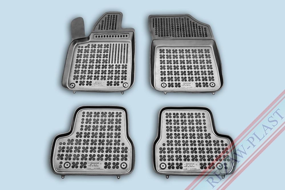 Ковры для  Citroen DS3 Hb 3-door from 2010