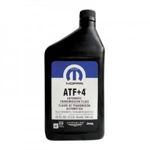 Трансмиссионное масло Mopar ATF+4 0.946л