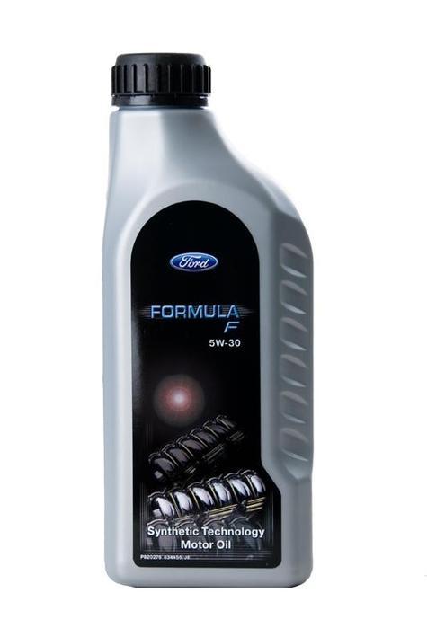 Моторное масло Ford Formula F 5W-30 1л (EU)