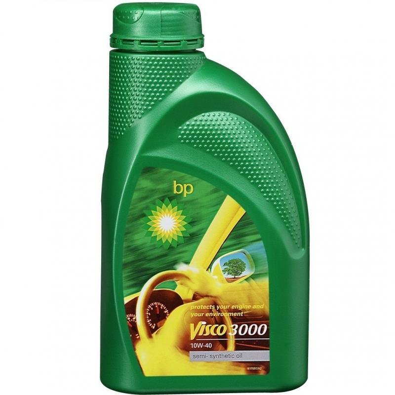 Моторное масло BP Visco 3000 Diesel 10W-40 1л