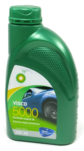 Моторное масло BP Visco 5000 5W-30 1л