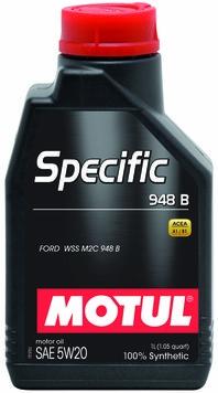 Моторное масло Motul Specific 948 B 5W-20 1л