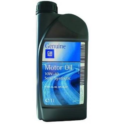 Моторное масло GM 10W-40 1л