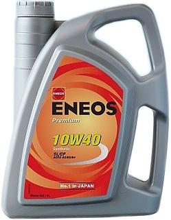Моторное масло Eneos Premium 10W-40 4л