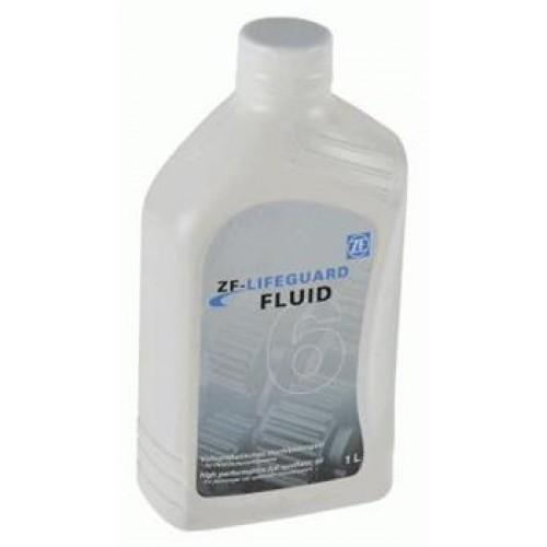Трансмиссионное масло ZF LifeguardFluid 6 1л