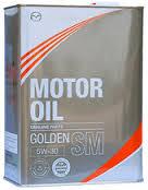 Моторное масло Mazda Golden SM 5W-30 4л