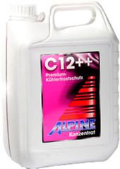 Антифриз Alpine G12+ violett (фиолетовый) 5л