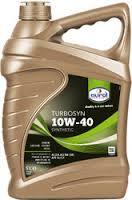 Моторное масло Eurol Turbosyn 10W-40 1л