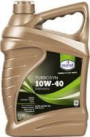 Моторное масло Eurol Turbosyn 10W-40 4л