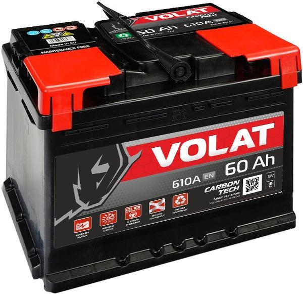 Аккумулятор Volat Ultra R+ (75Ah)