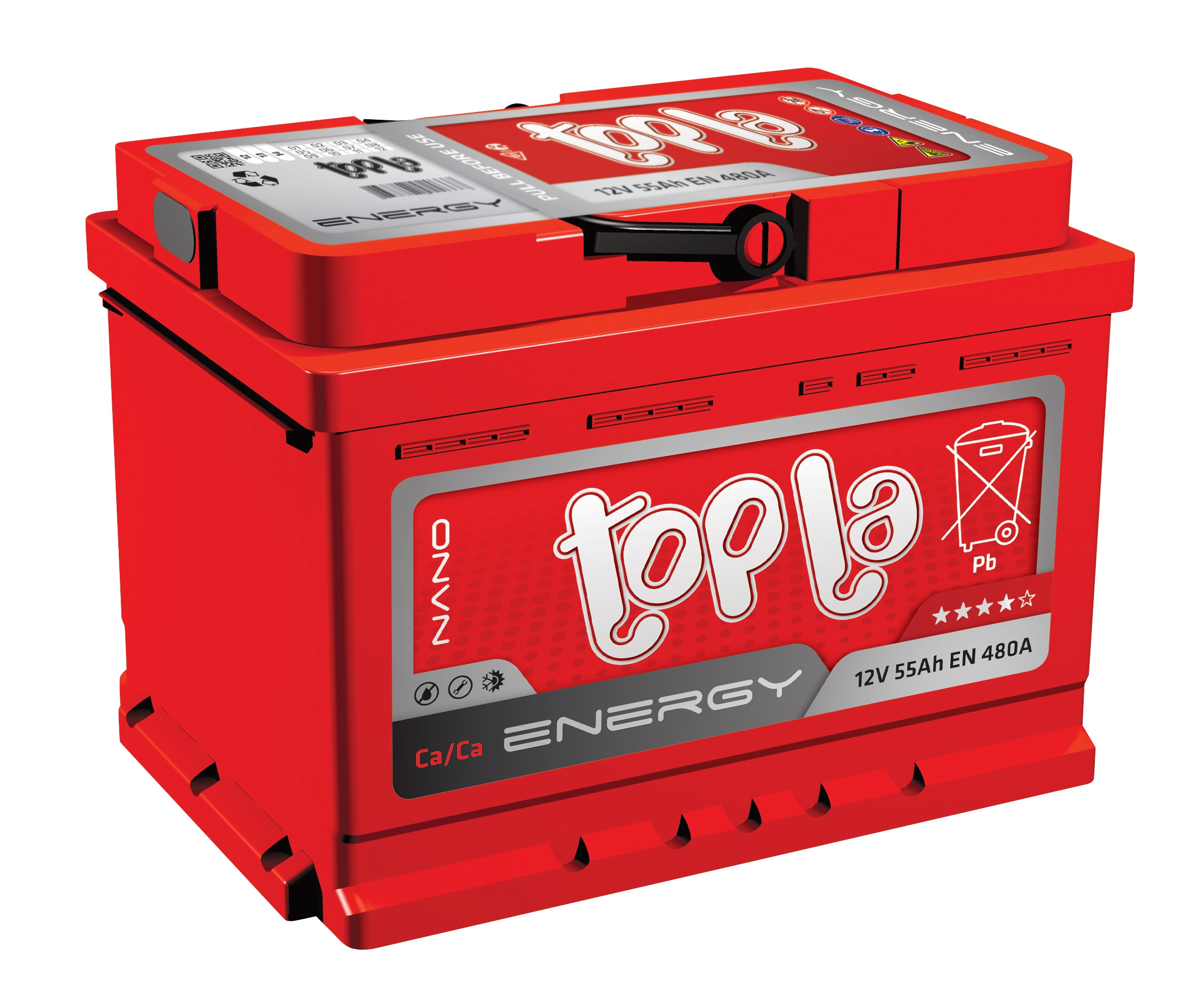 Аккумулятор Topla L+ 225 А/ч
