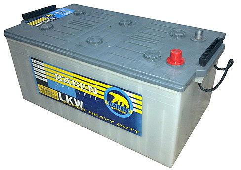 Аккумулятор Baren LKW Super Heavy Duty 680032100 (180Ah)