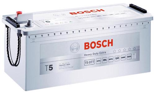 Аккумулятор Bosch T5 080 725 103 115 (225 А/ч)