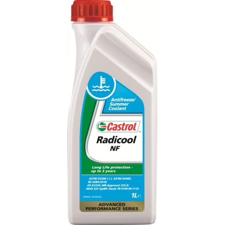 Антифриз Castrol Radicool NF 1л