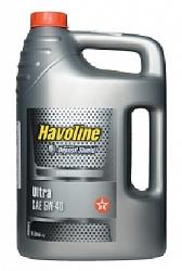 Моторное масло Texaco Havoline Ultra S 5W-30 1л