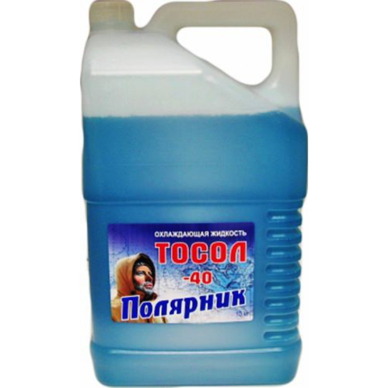 Тосол -40 полярник 1кг