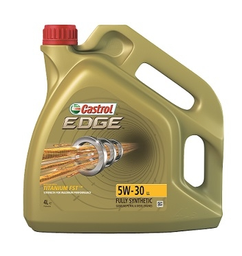 Моторное масло Castrol Edge Titanium FST 5W-30 4л