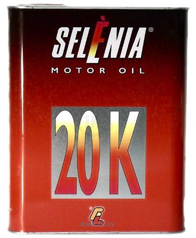 Моторное масло SELENIA 20K 10W-40 2л