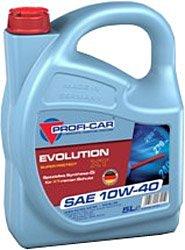 Моторное масло Profi-Car 10W-40 Evolution 5л