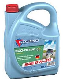 Моторное масло Profi-Car 5W-30 Eco-Drive LL3 5л