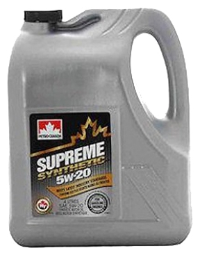 Моторное масло Petro-Canada Supreme Synthetic 5w-20 4л