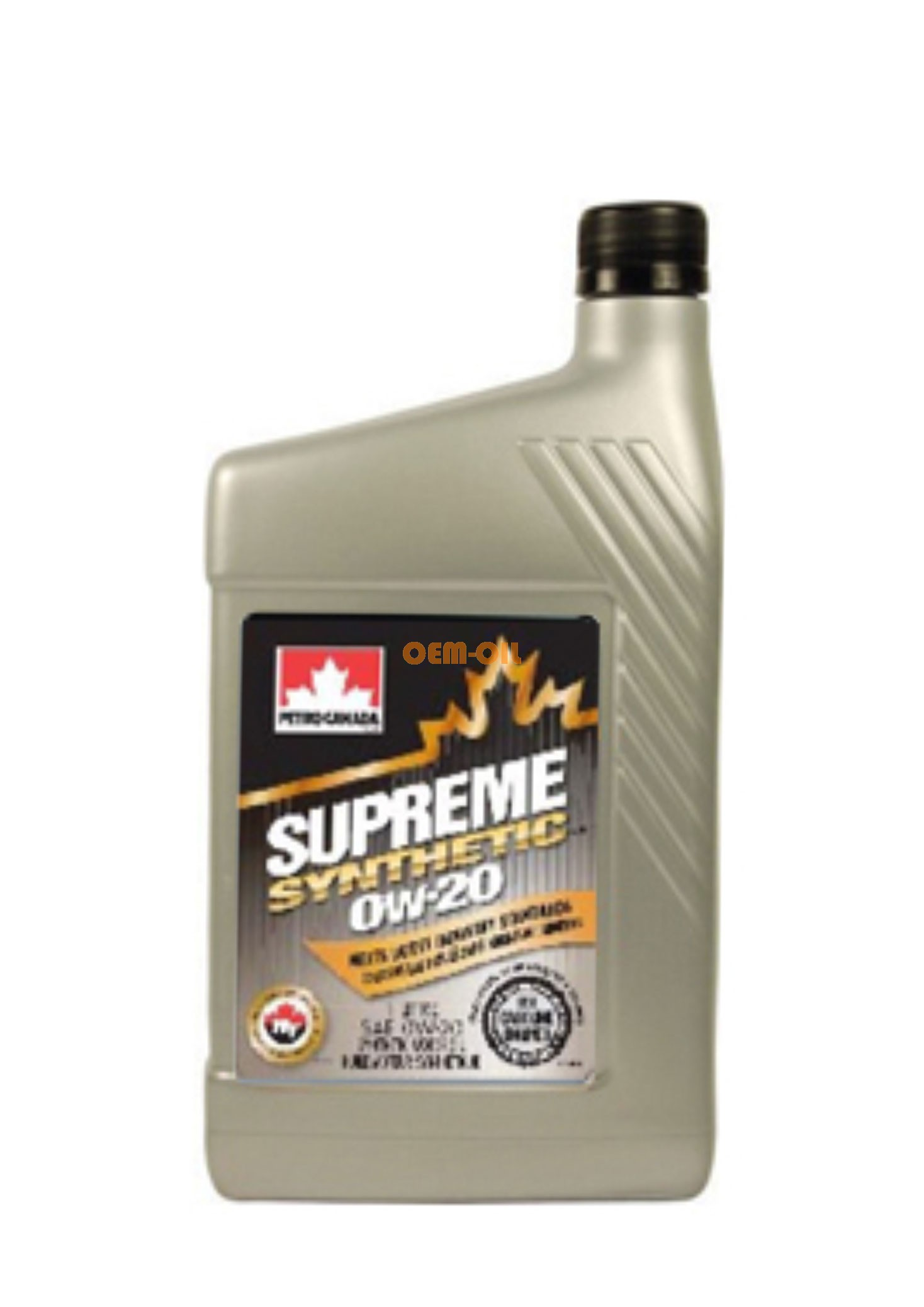 Моторное масло Petro-Canada Supreme Synthetic 0W-20 1л