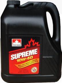 Моторное масло Petro-Canada Supreme 10w-40 4л