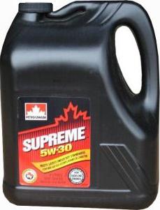 Моторное масло Petro-Canada Supreme 5w-30 4л