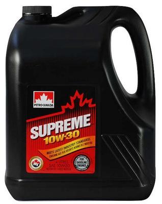 Моторное масло Petro-Canada Supreme 10W-30 4л