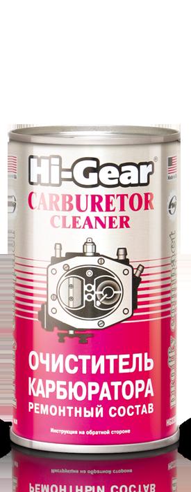 Hi-Gear Очиститель карбюратора (HG3205)