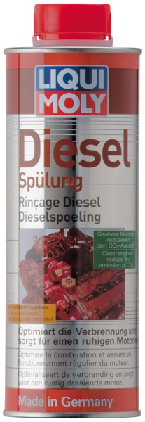 Промывка дизельных систем Liqui Moly Diesel-Spulung