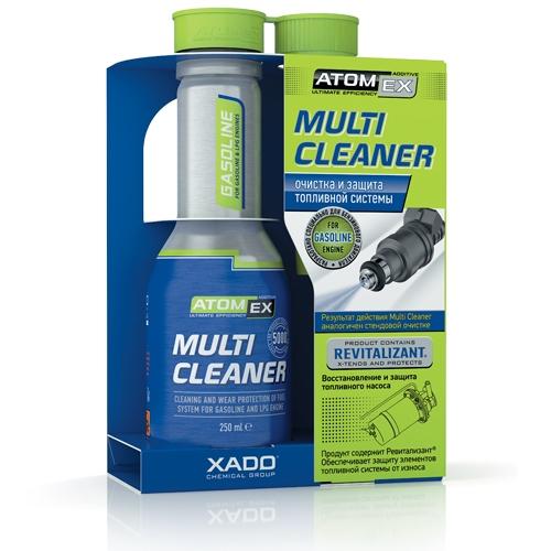 Очиститель топливной системы Xado ATOMEX Multi Cleaner (Бензин)