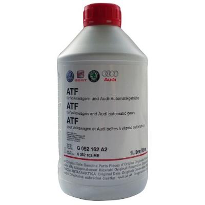 Трансмиссионное масло G 052 162 A2 масло VAG 1л