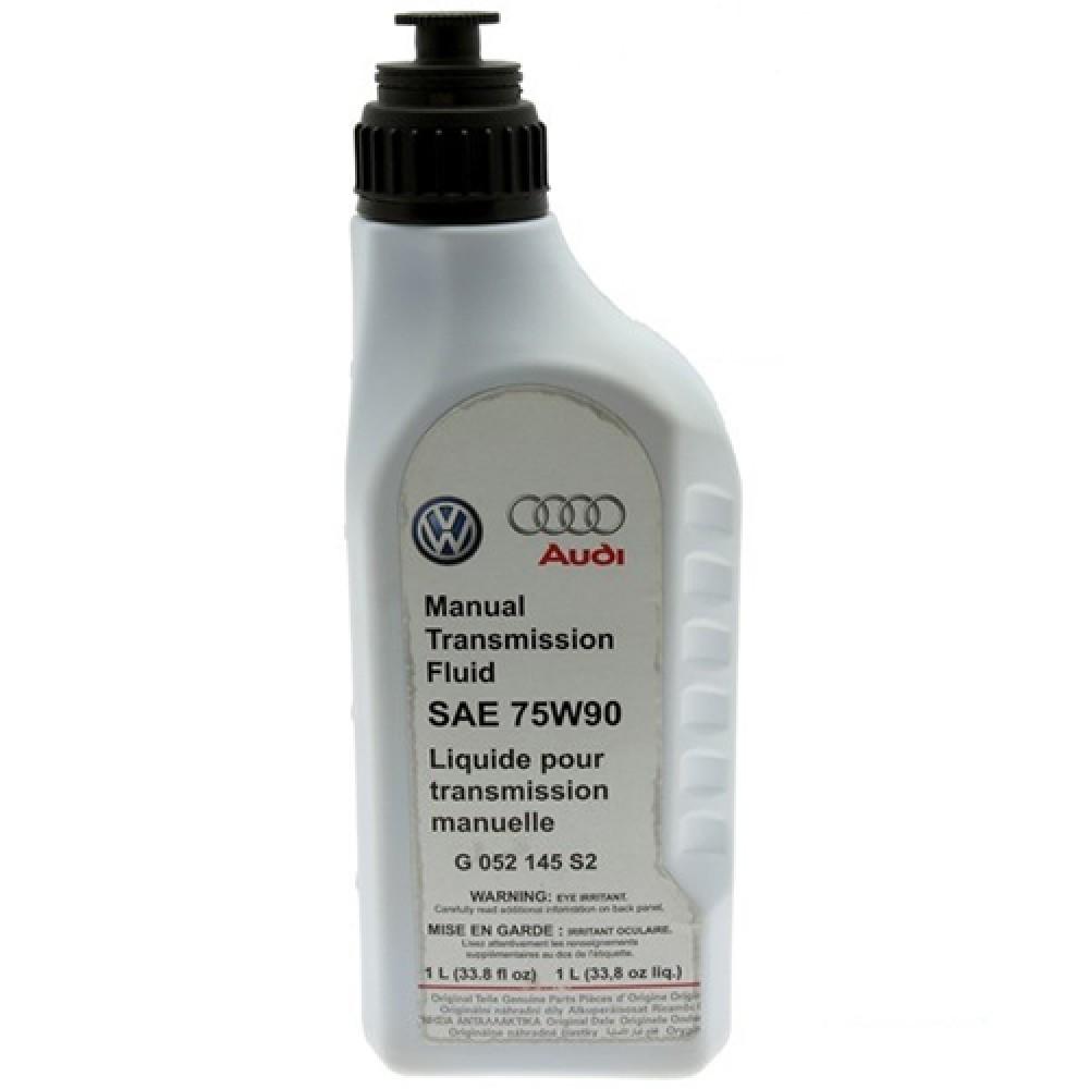 Трансмиссионное масло G 052 145 S2 масло VAG 1л