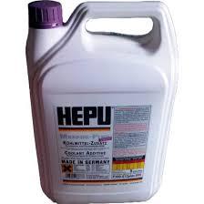 Антифриз Hepu P999 G12 Super Plus 5л