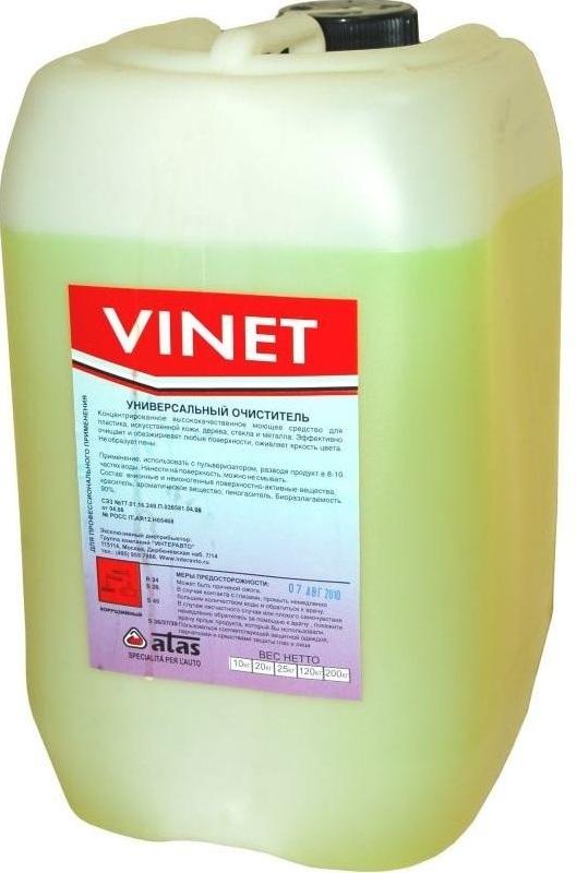 Универсальное моющее средство Vinet 25 кг
