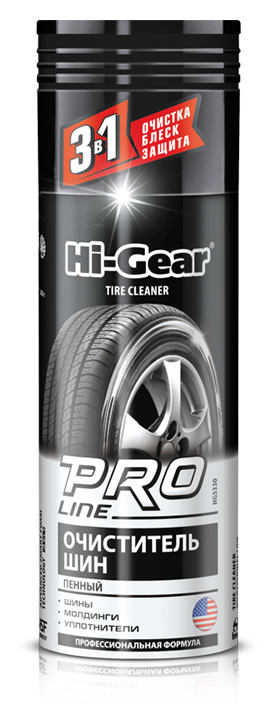 Hi-Gear Pro-Line Очиститель шин