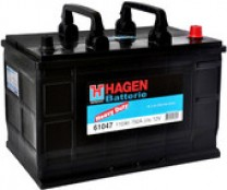 Аккумулятор Hagen 68022 (180 А/ч)