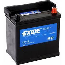 Аккумулятор Exide Excell EB450 (45Ah)