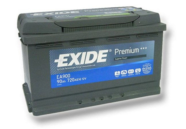 Аккумулятор Exide Premium EA900 (90Ah)