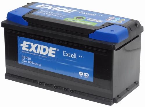 Аккумулятор Exide Excell EB950 (95Ah)