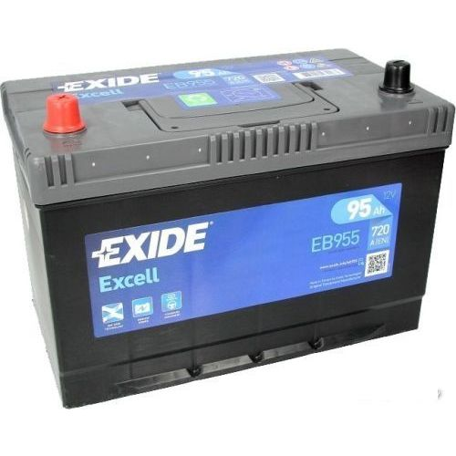 Аккумулятор Exide Excell EB955 (95Ah)