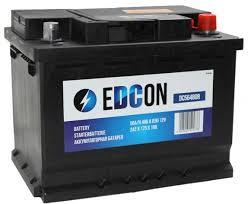 Аккумулятор Edcon DC72680R (72 А/ч)