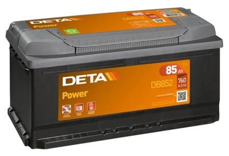 Аккумулятор Deta Power DB852 85 А/ч
