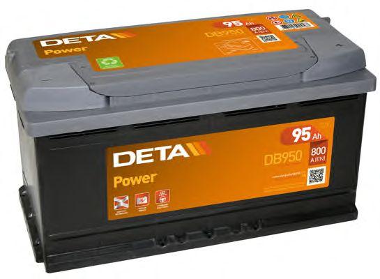 Аккумулятор Deta Power DB950 95 А/ч