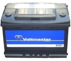 Аккумулятор Voltmaster R+ (62Ah)