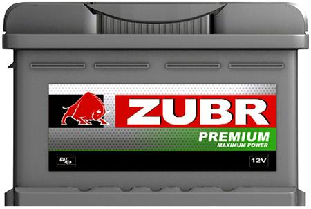 Аккумулятор Зубр Premium L+ (77Ah)