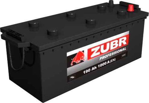 Аккумулятор Зубр Professional (190Ah)