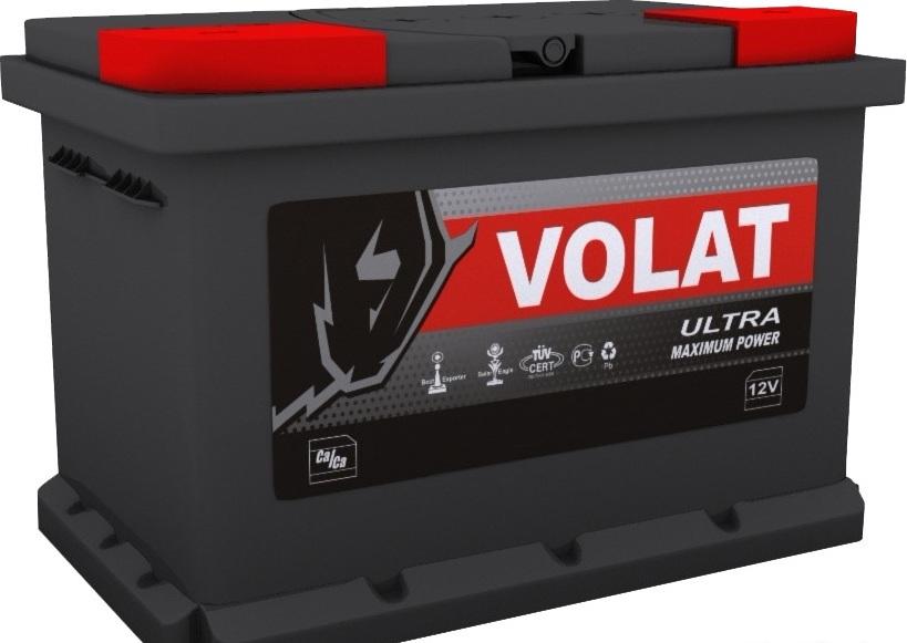 Аккумулятор Volat Ultra R+ (85Ah)