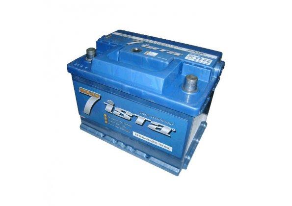 Аккумулятор ISTA 7 Series 6СТ-60А2Е (60Ah)